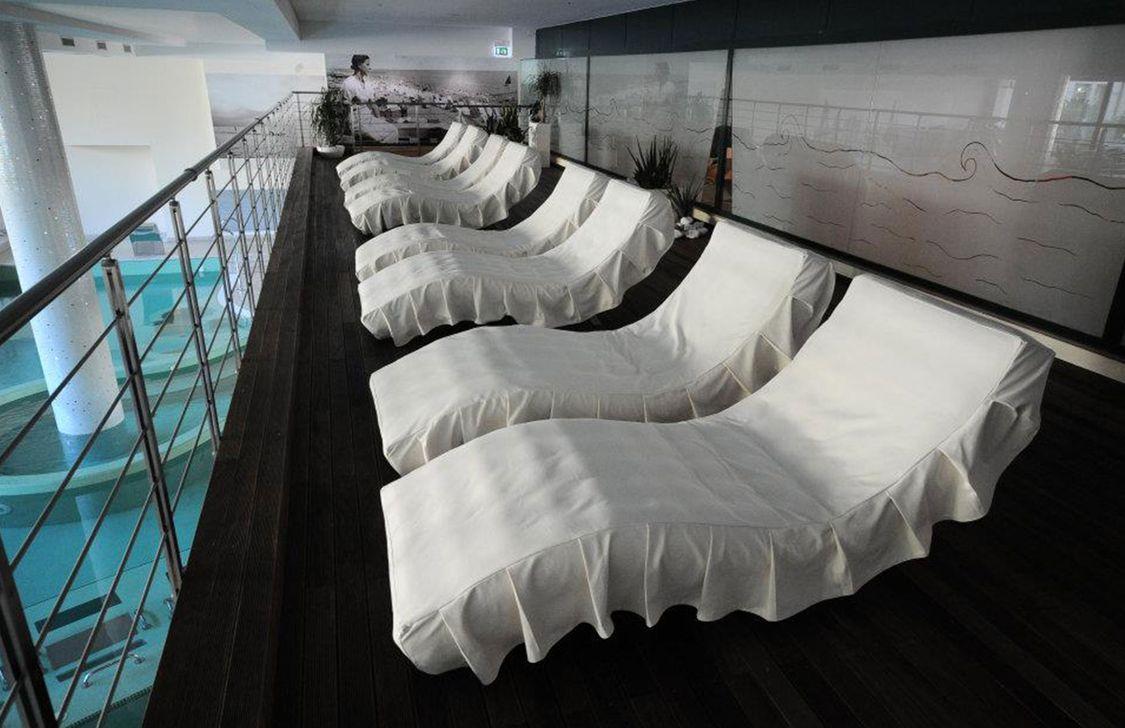 Hotel Dante - Area relax