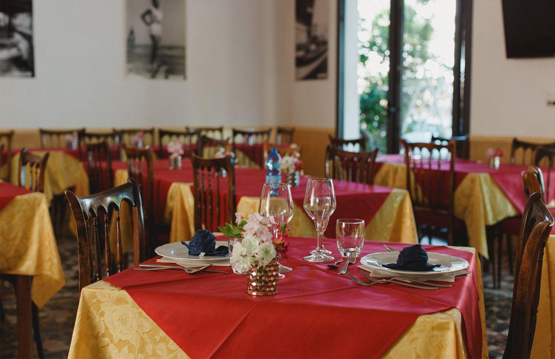 Hotel Villa Lauretta - Sala