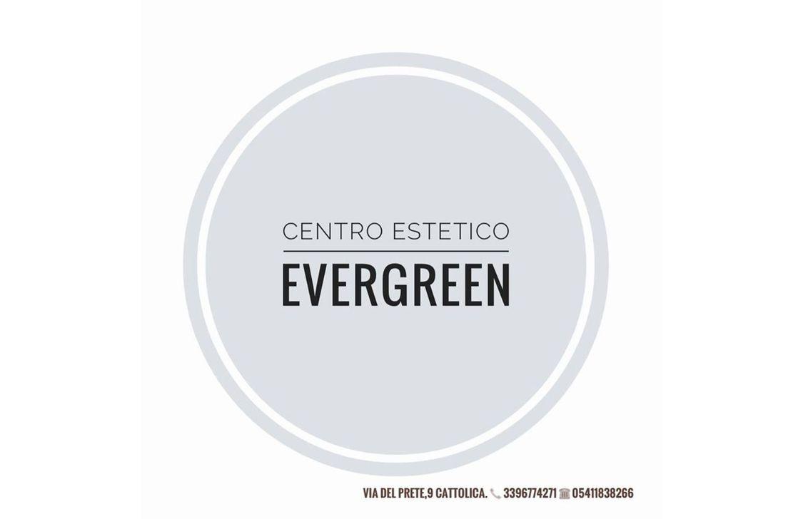 Centro Estetico Evergreen - Logo