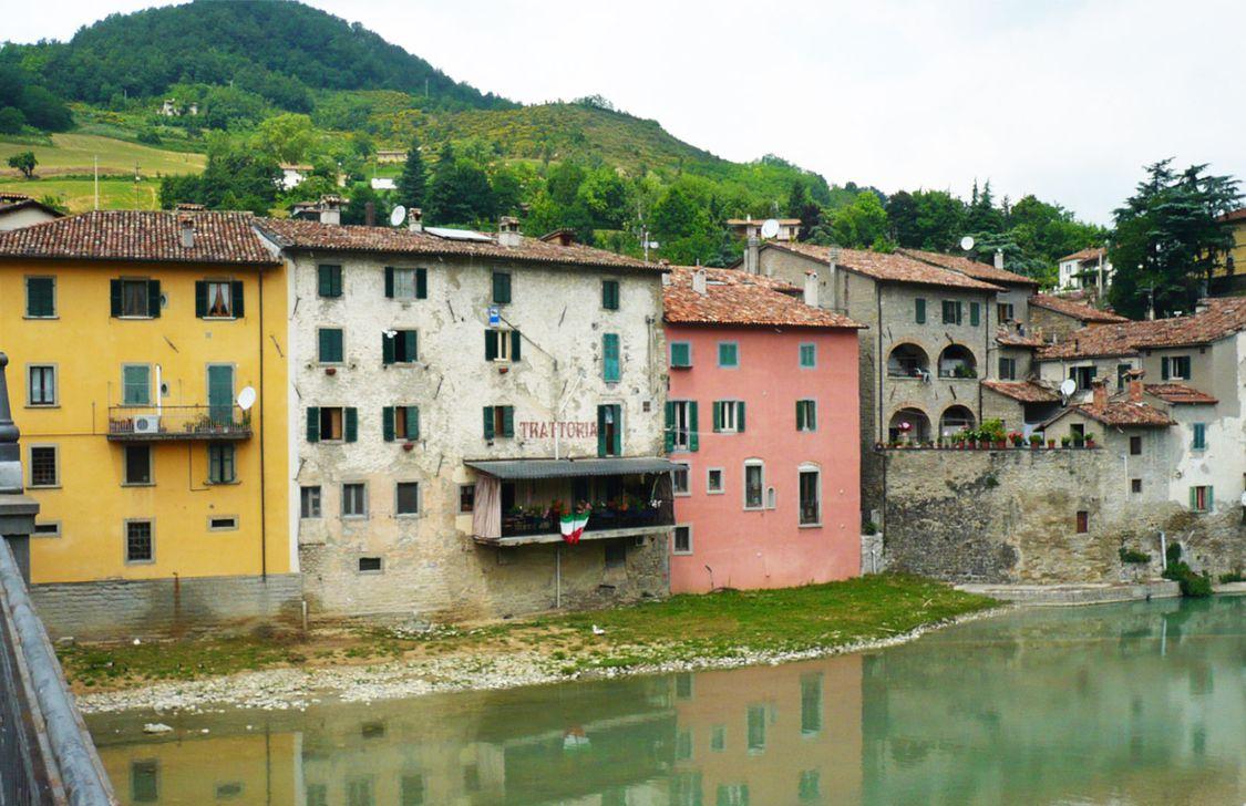 La Vecchia Osteria del Borgo - Terrazzo