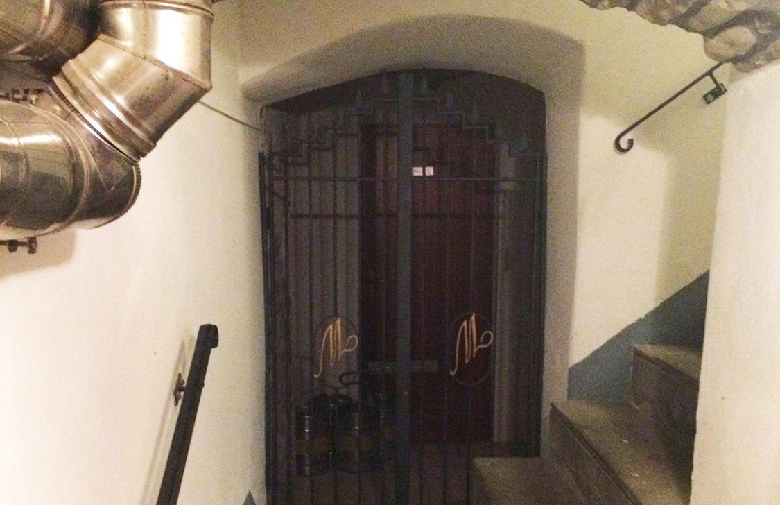 La Vecchia Osteria Del Borgo - Interno
