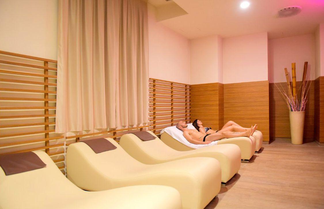 Grand Hotel Terme Della Fratta - Zona relax