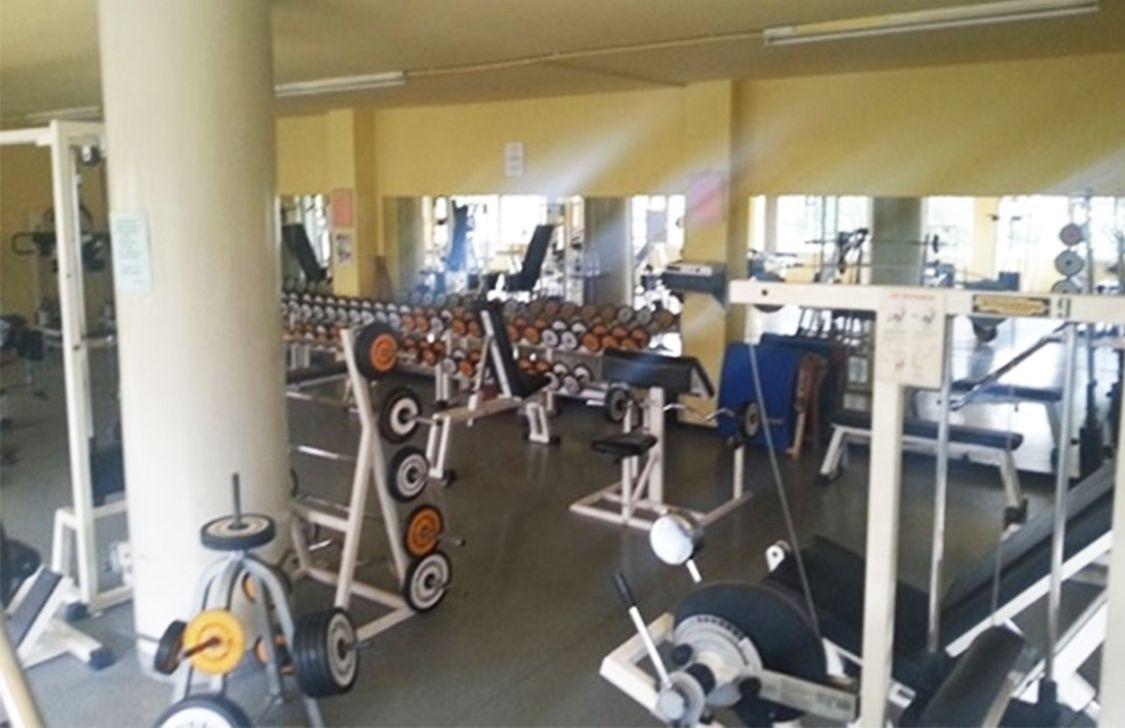 Cef Gym - Sala