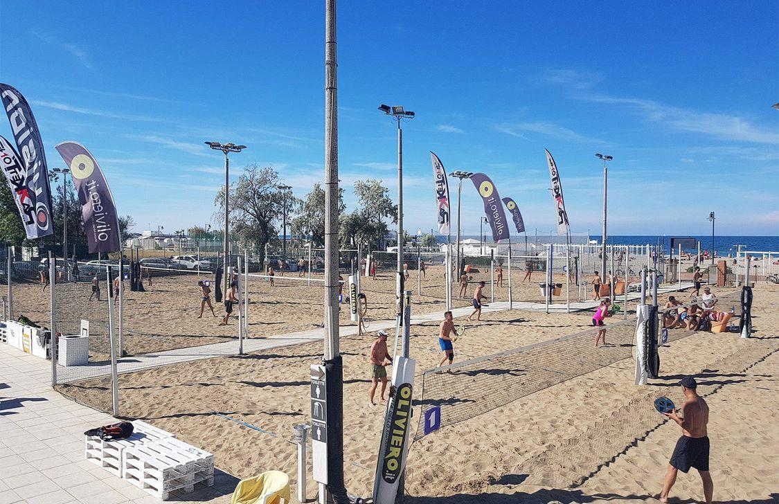 Beach Village - Sport