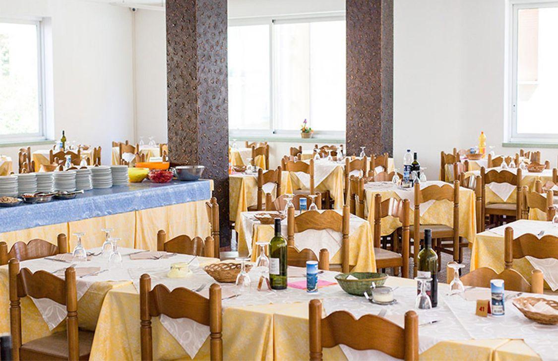 Hotel Corallo & Resort - Hotel Elis - Sala da Pranzo