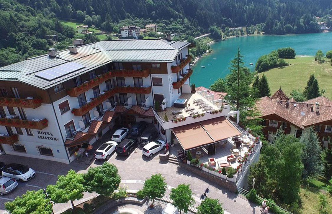 Hotel Ariston - Esterno