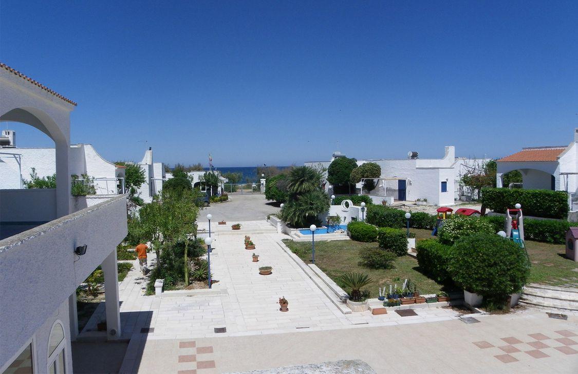 Villaggio Mapo Plaia - Esterno
