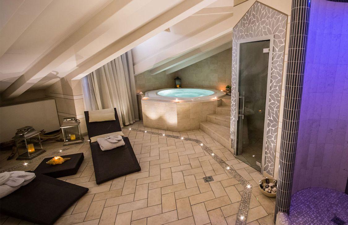 Victoria Hotel  Letterario - Centro Benessere