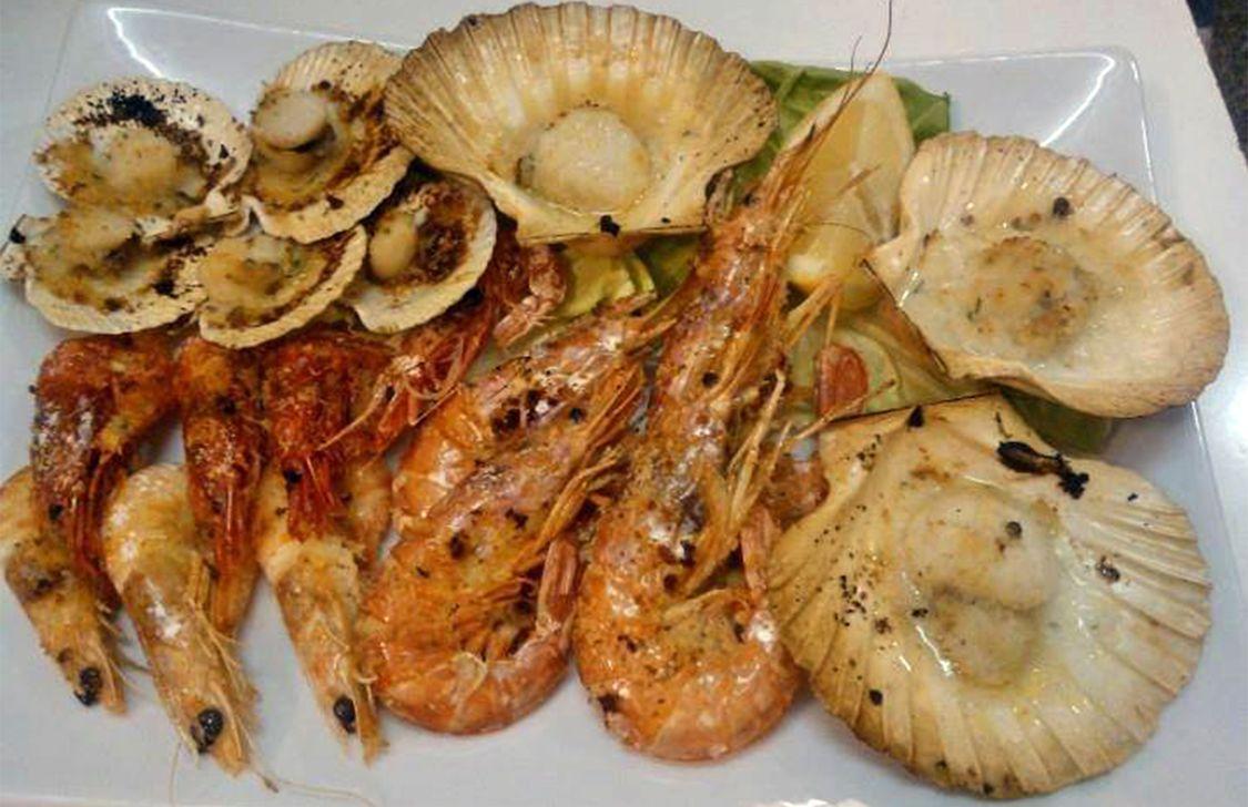 Carpe Diem - Piatto Pesce
