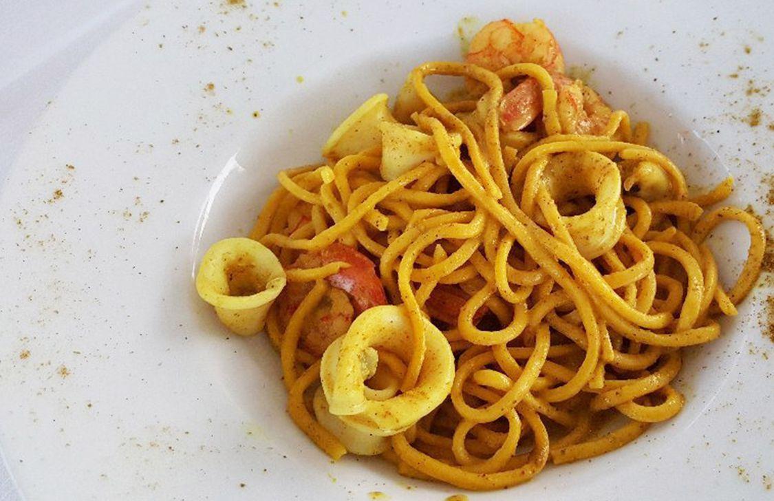 Bagno Paradiso - Spaghetto