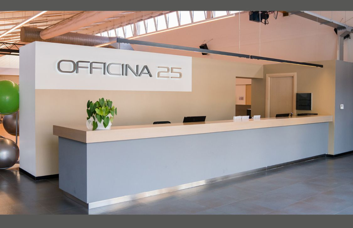 Officina 25 Sport and Fitness