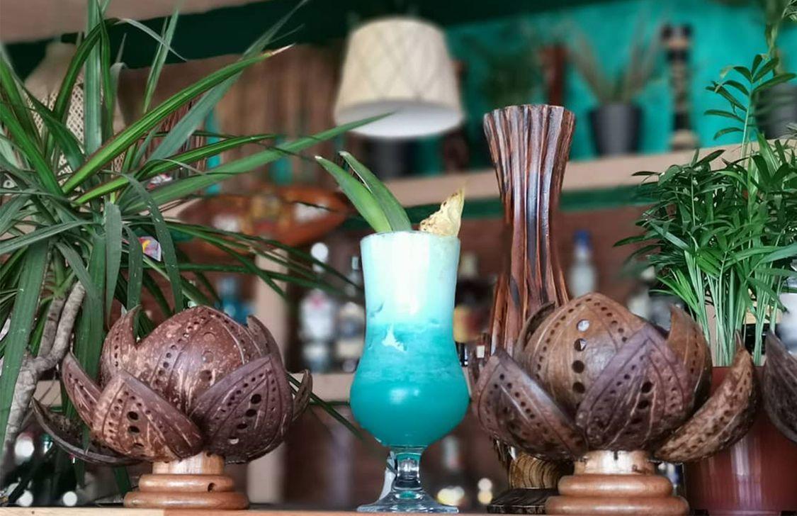 Tiki Beach Bar - Cocktail