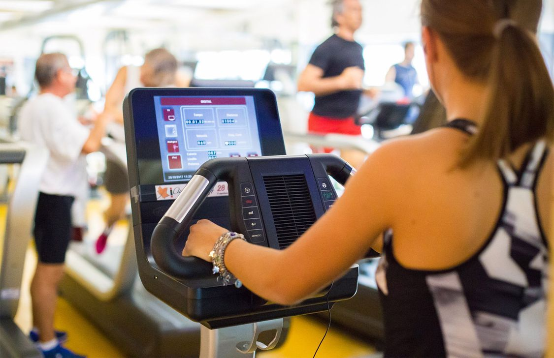 Gymnasium Fitness & Benessere - Macchina