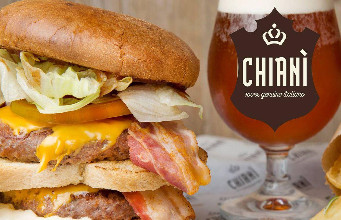 Chianì Burgheria - Burger