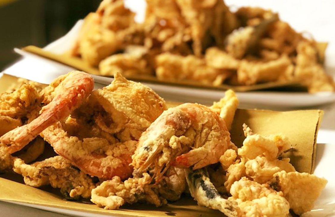 Ristorante Da Matteo - Fritto misto di pesce