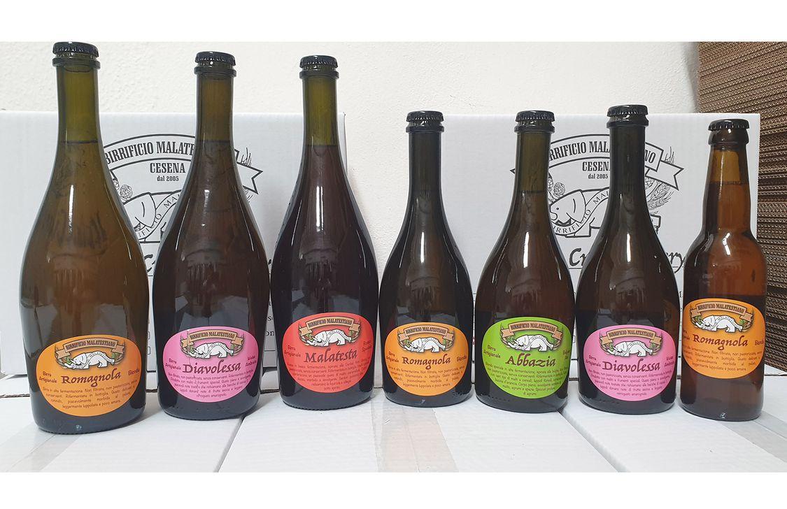 Birrificio Malatestiano - Birre