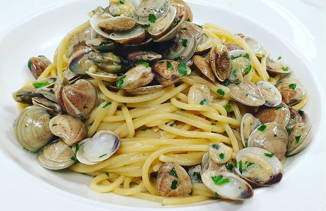 Ristorante Capo del Molo - Spaghetti Vongole