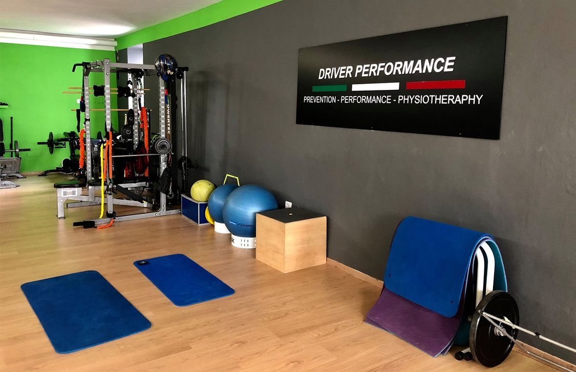 Driver Performance Center - Interno