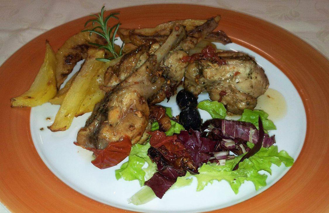 Trattoria Del Bivio - Carne