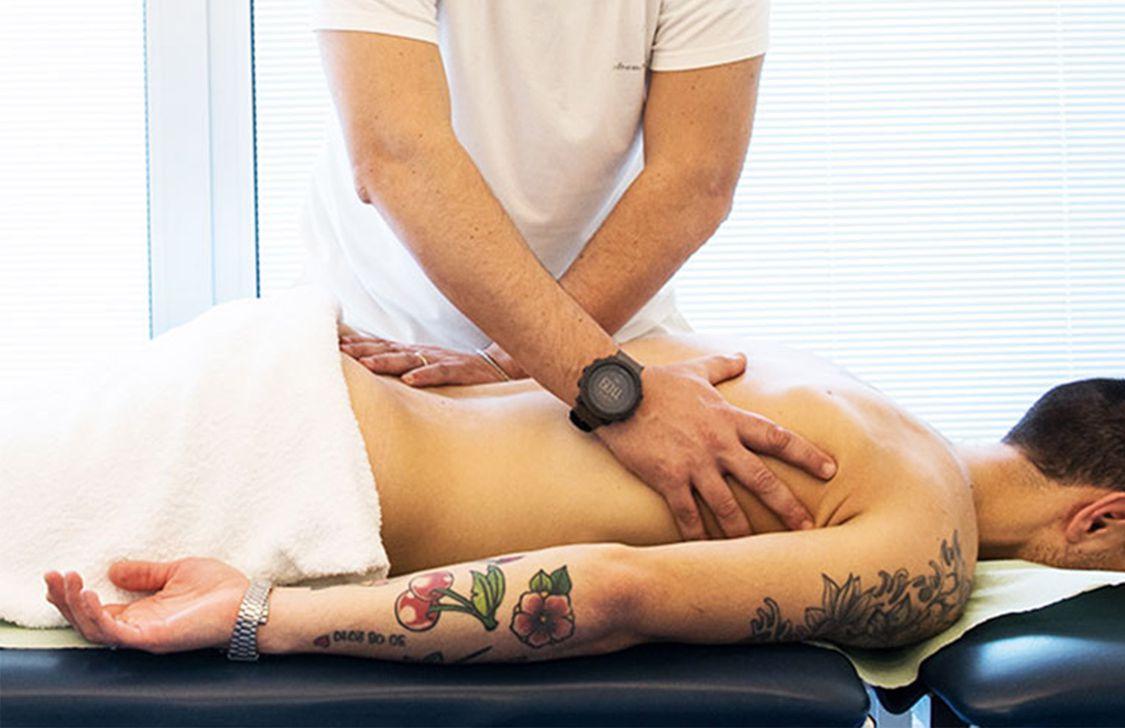 Laserterapia - Fisioterapia