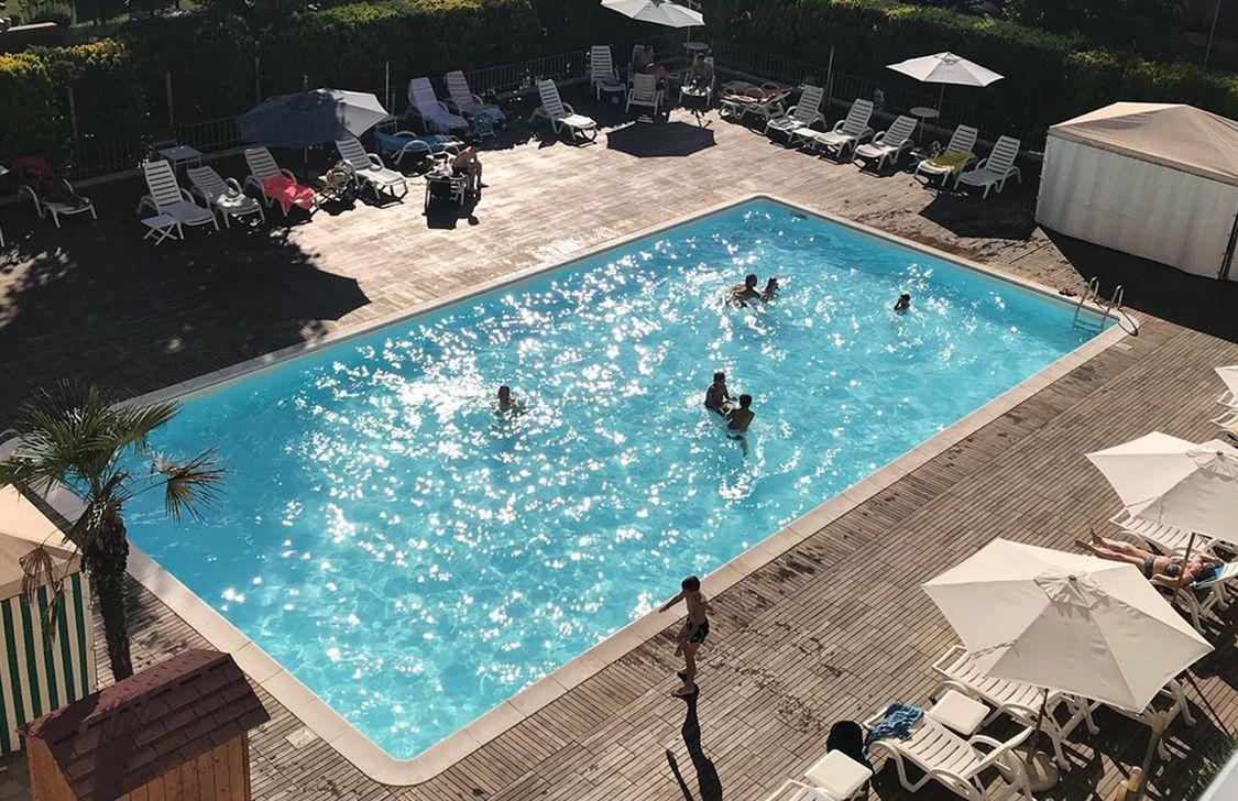 Hotel St. Moritz ***S - Piscina