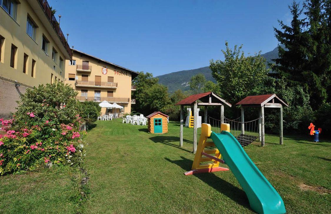 Hotel Bellavista - Giardino