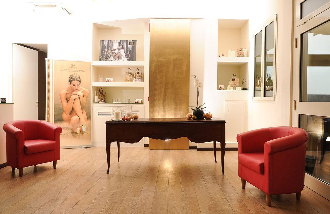 Spa Oroquotidiano - Hall