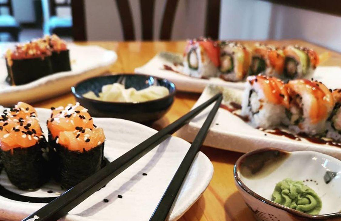 My Sushi House - Tavola