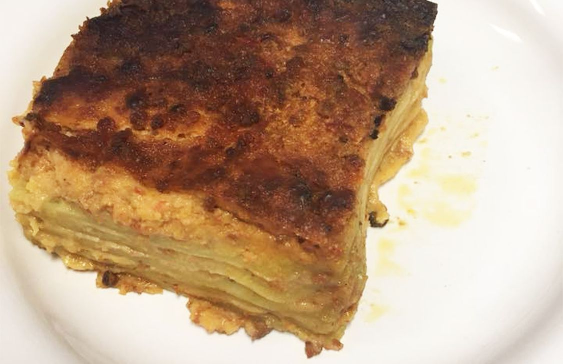 Osteria Da Pompeo - Lasagna