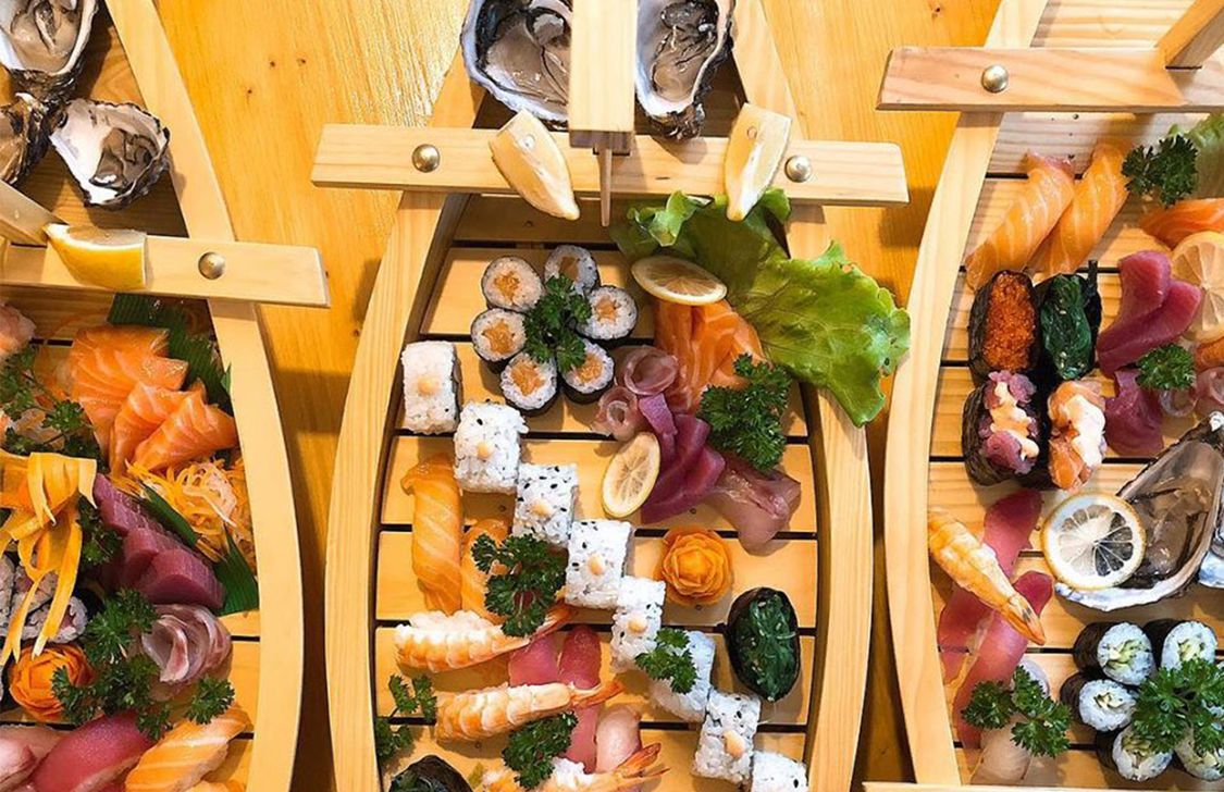 My Sushi House - Barche