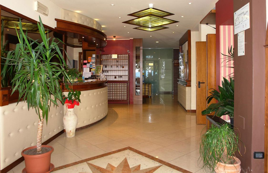 Hotel La Rotonda - Hall