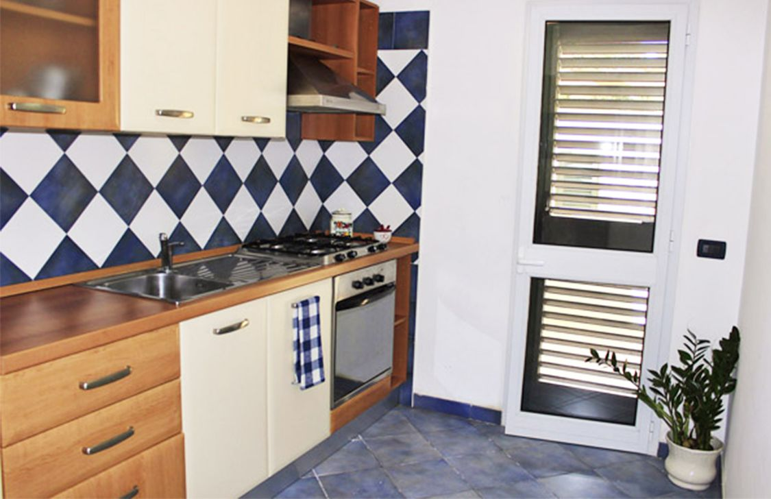 Residence Molinelle - Cucina