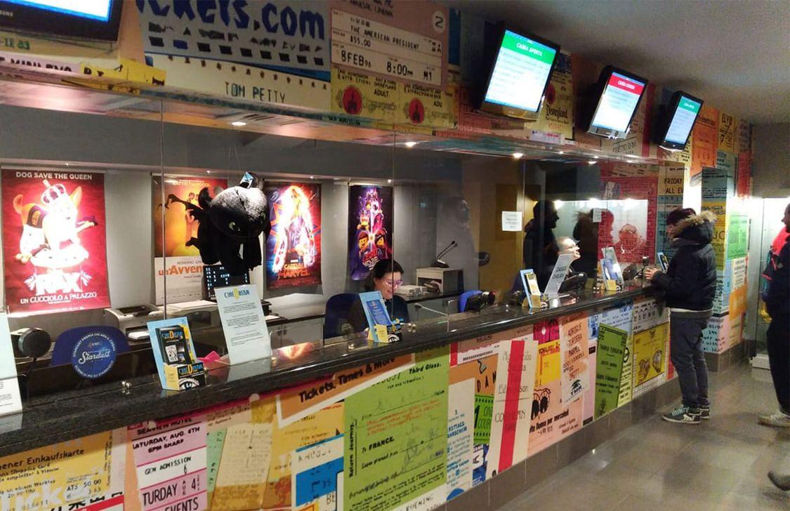 CineDream - Biglietteria