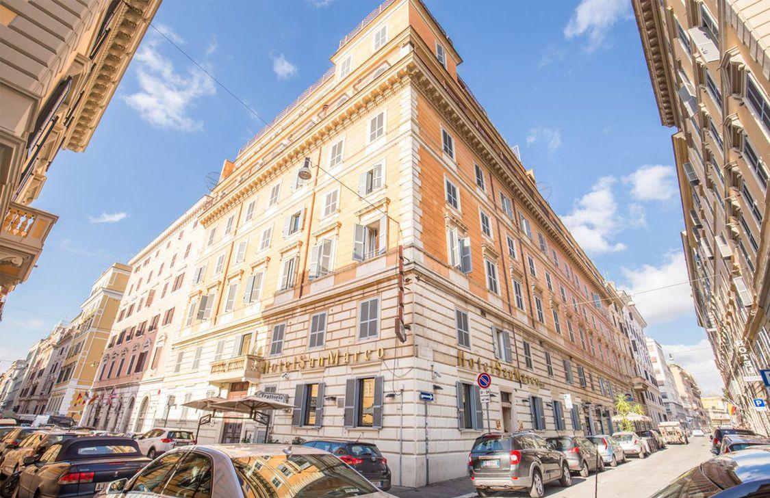 Hotel San Marco*** - Esterno