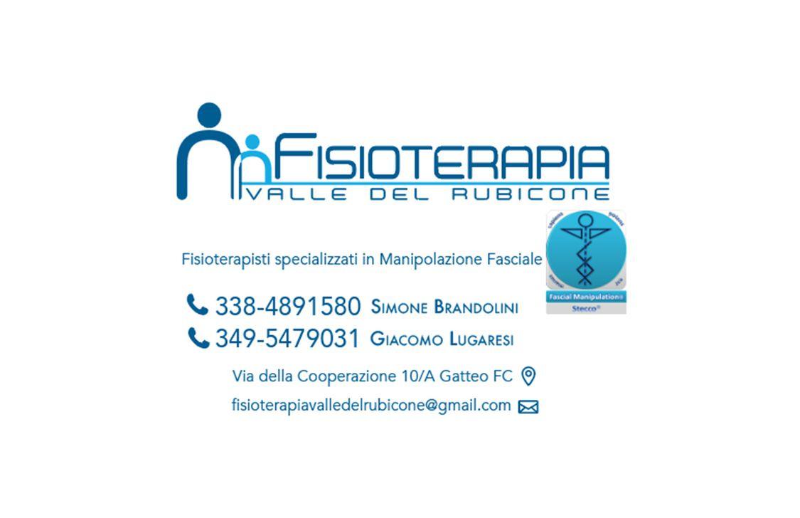Fisioterapia Valle del Rubicone - Logo