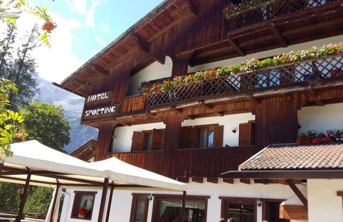 Hotel Sporting - Esterno