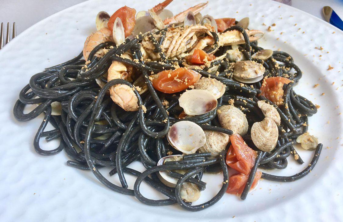 Ristorante Da Matteo - Spaghetti