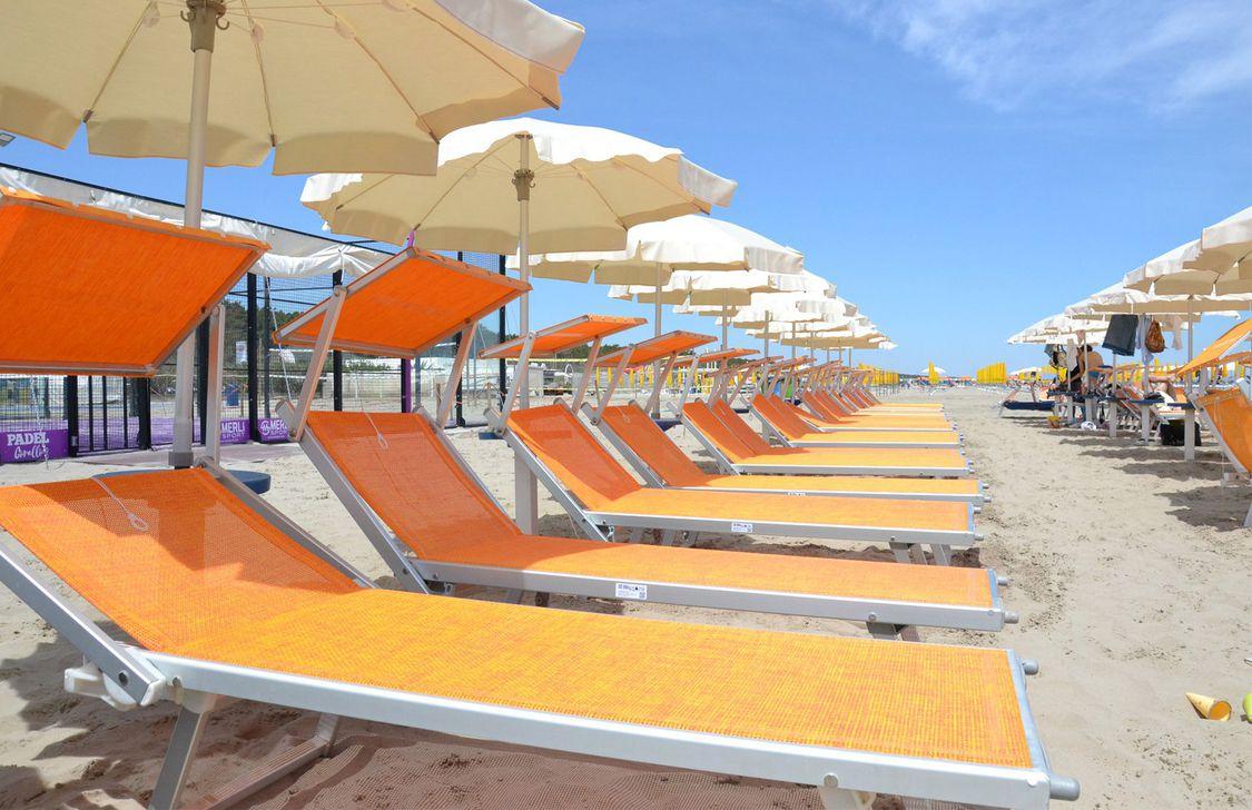 Bagno Corallo Beach 34 - Spiaggia