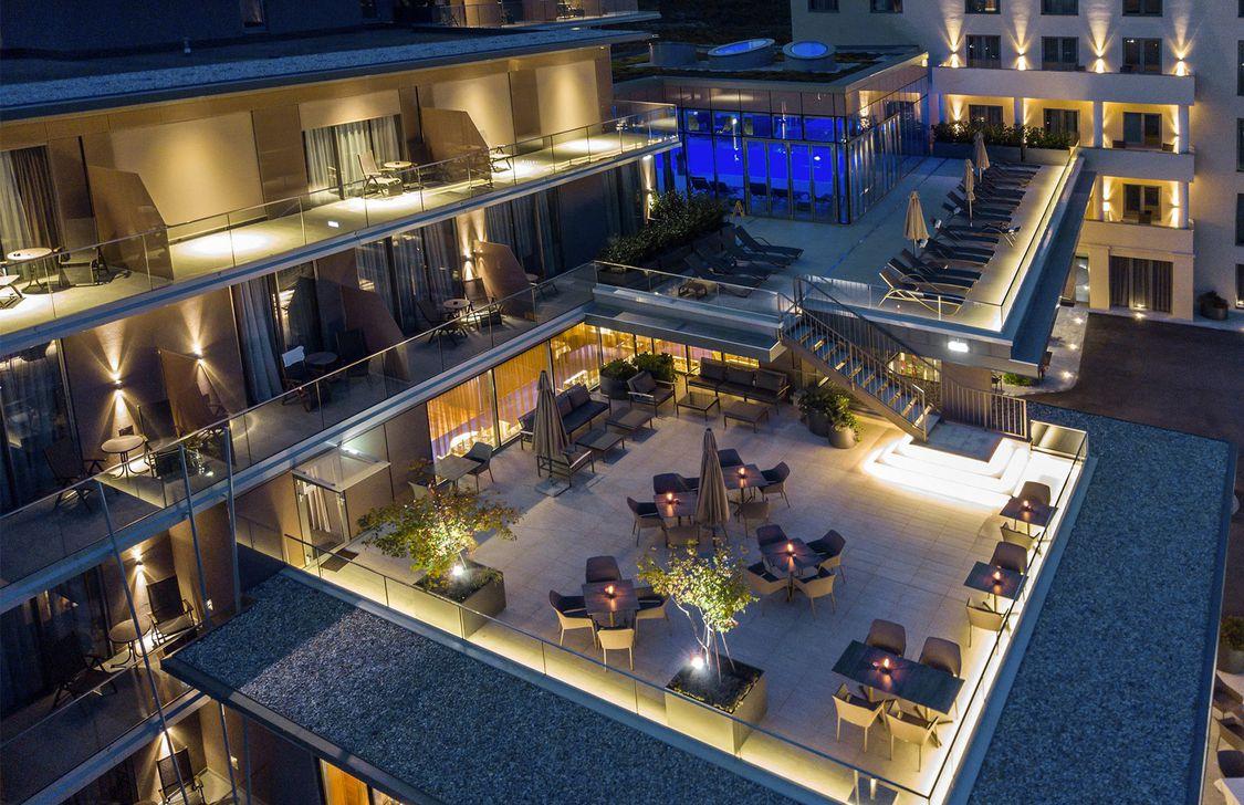 Atlantida Boutique Hotel - Esterno