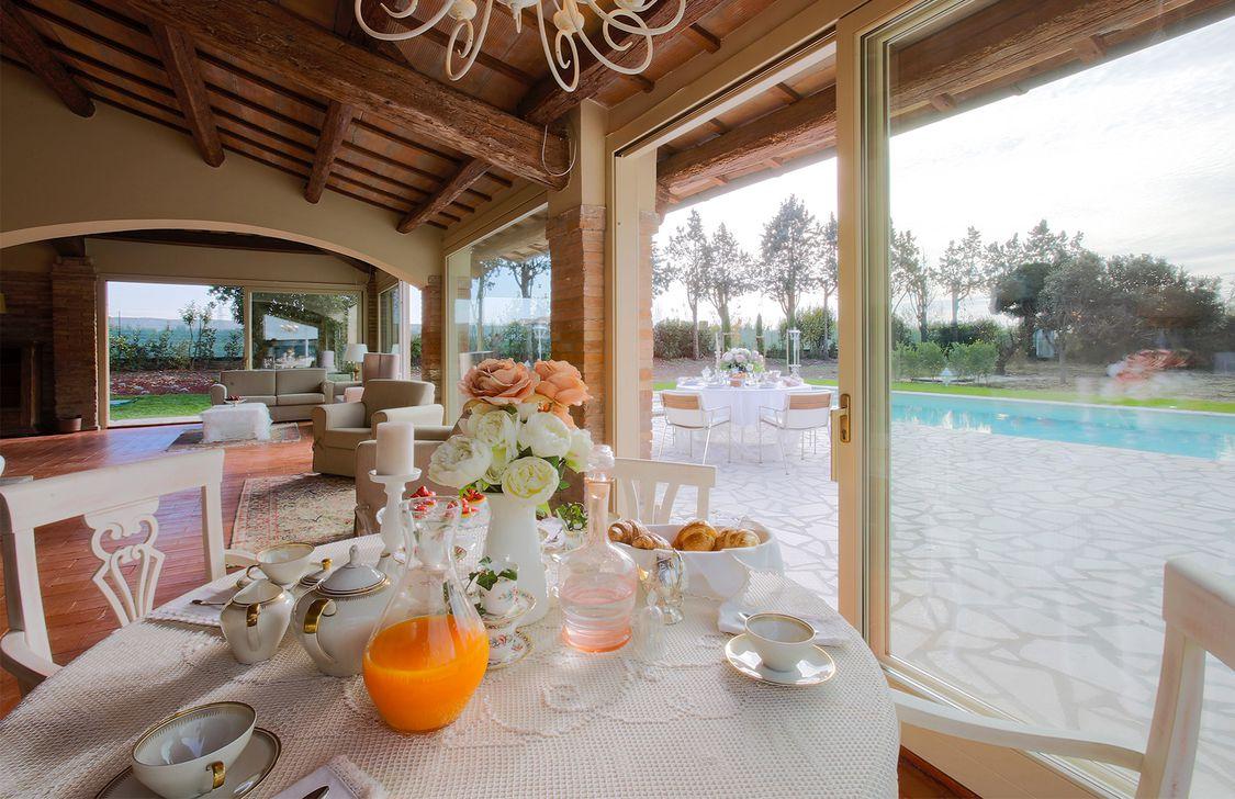 Villa Nidodonda - Interno
