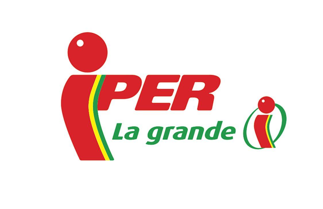 Iper La Grande i - Logo