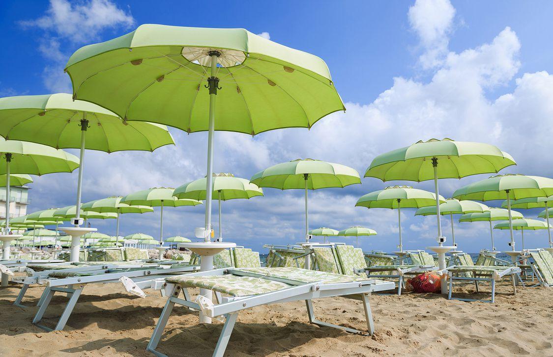 Hotel Kursaal - Spiaggia