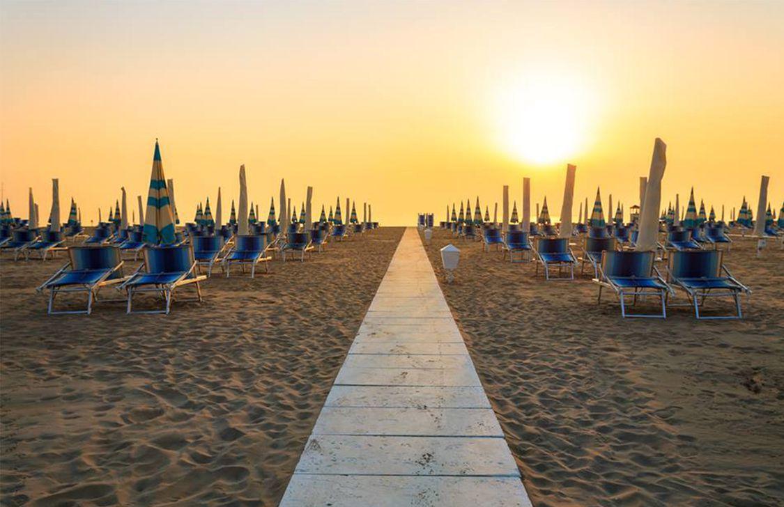 Hotel Majestic - Spiaggia