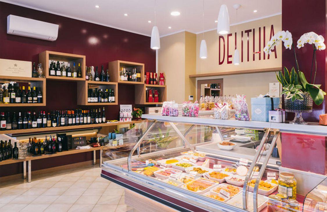Delithia - Gastronomia Barisan
