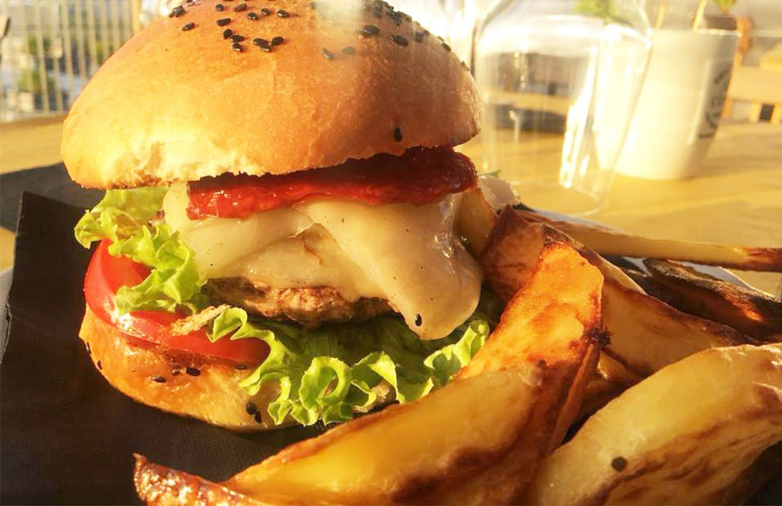 Brancaleone - Hamburger