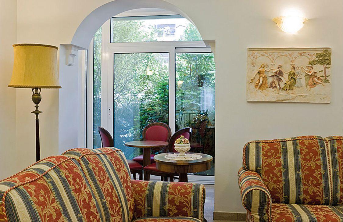Hotel Capanni - Interno