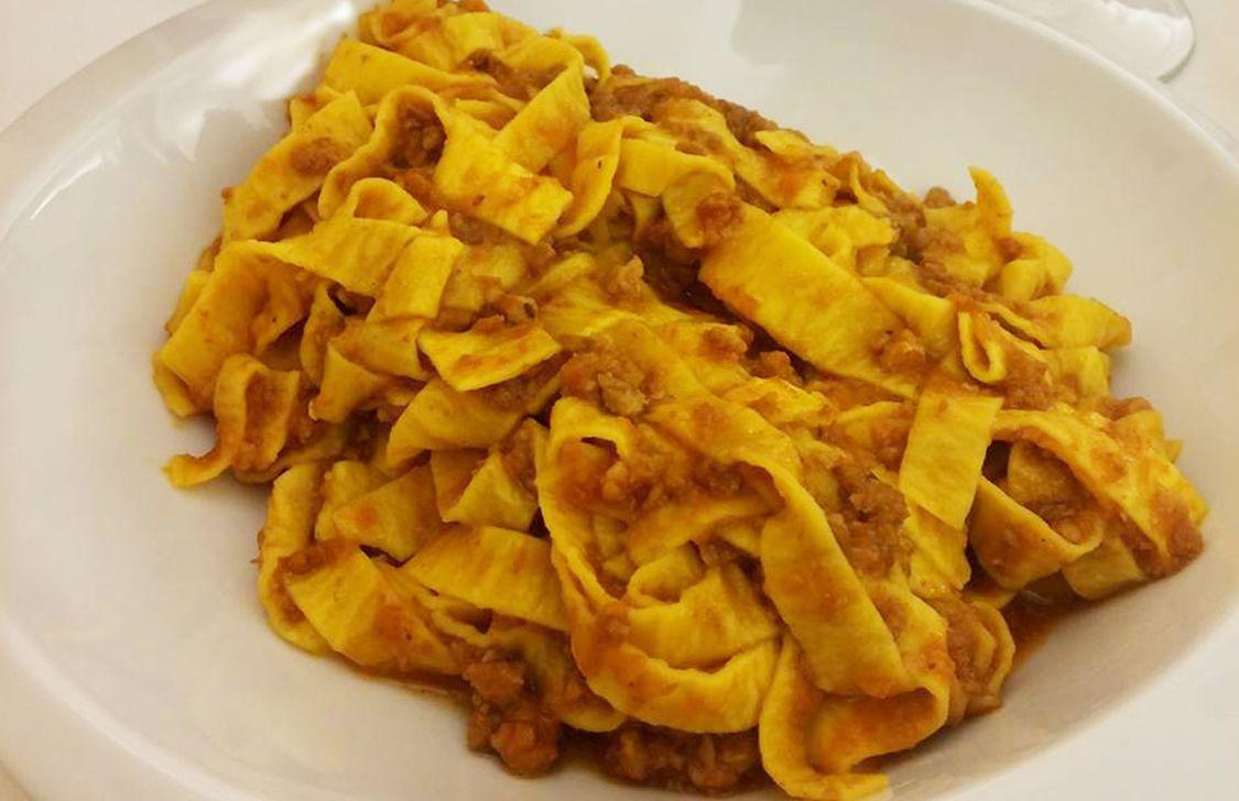 Osteria Pontenono - Tagliatelle