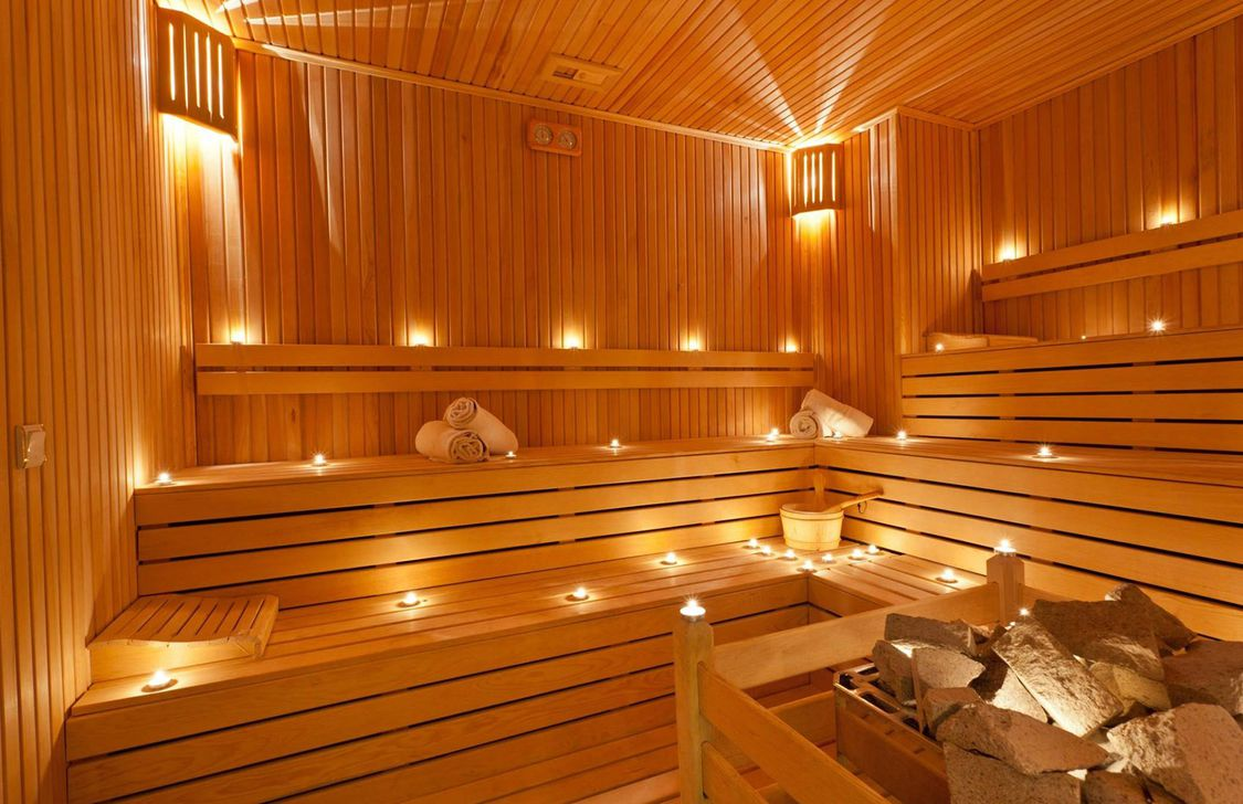 Driadi - Sauna