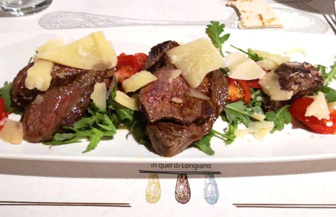 Osteria Del Borgo - Carne