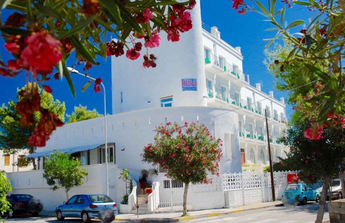 Hotel Helios - Esterno